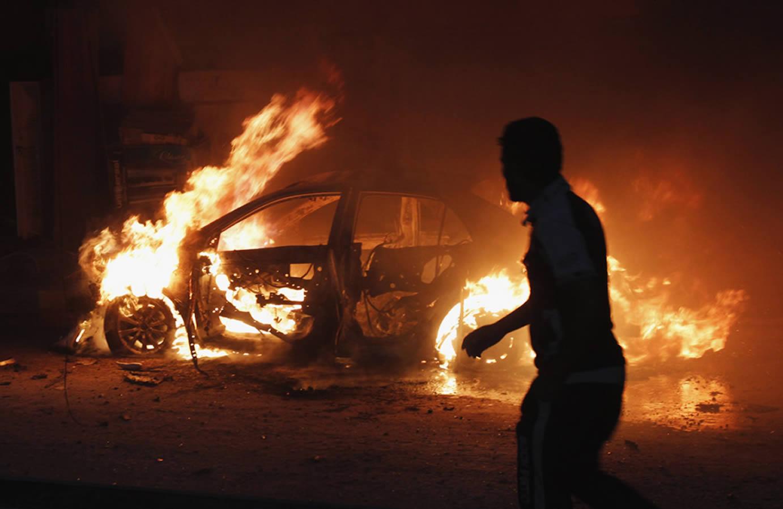 Bagdad sacudida por más ataques mientras Iraq combate a terroristas